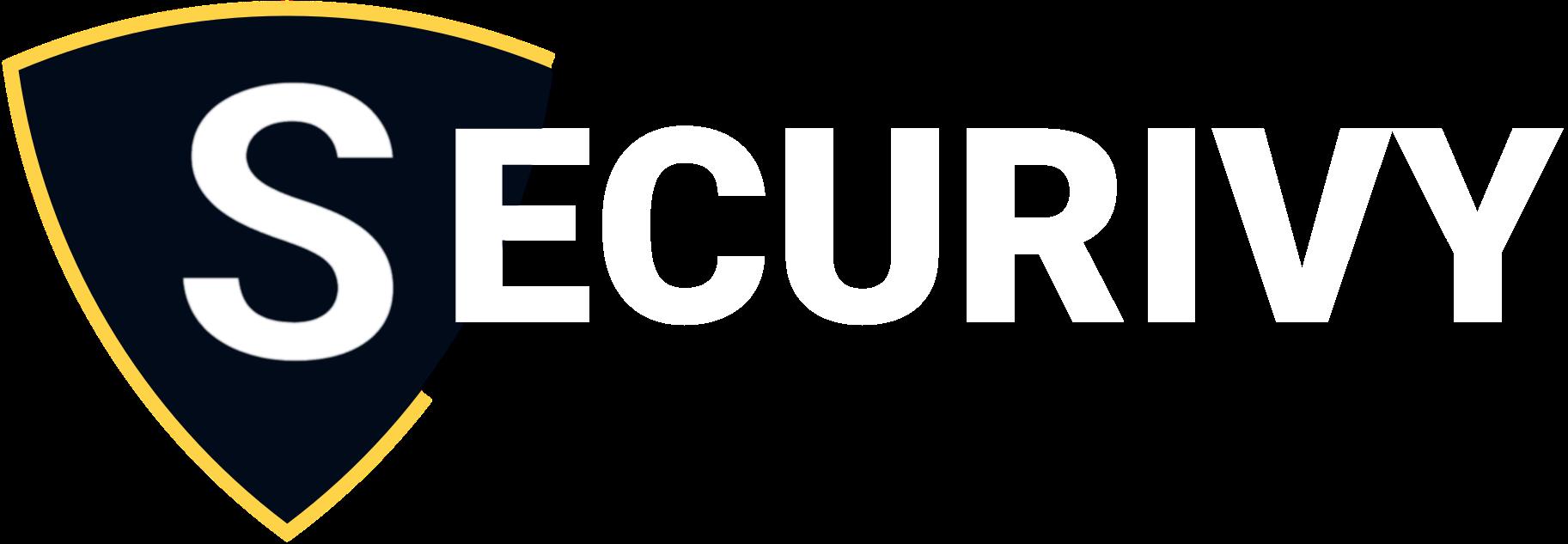 Logotyp Securivy